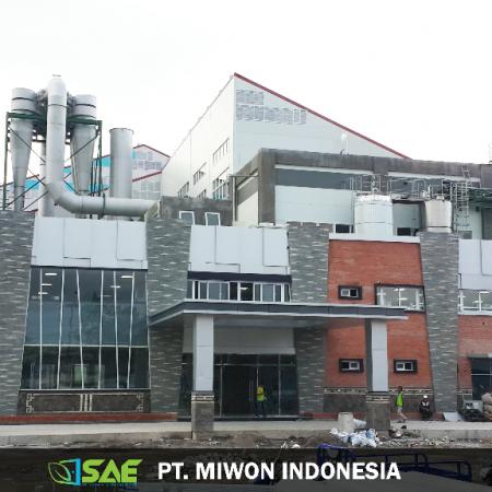 PT. MIWON INDONESIA