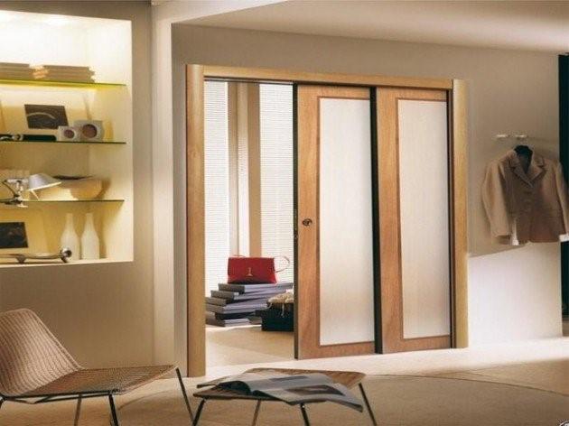 Ide Pembatas Ruangan Dengan Menggunakan Pintu Geser Merupakan Cemerlang Khususnya Bila Diaplikasikan Pada Area Interior Yang Tidak Terlalu Luas